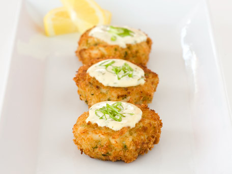 Lemon Mustard Sauce For Crab Cakes